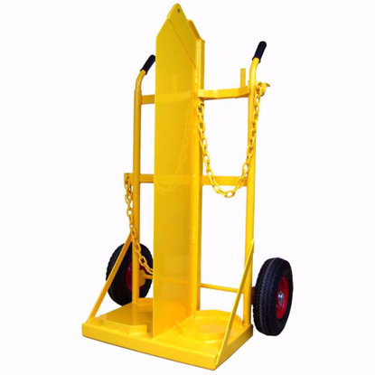 welding-trolley-for-1-x-g-size-oxygen-and-1-x-g-size-acetylene-with-gauge-guards