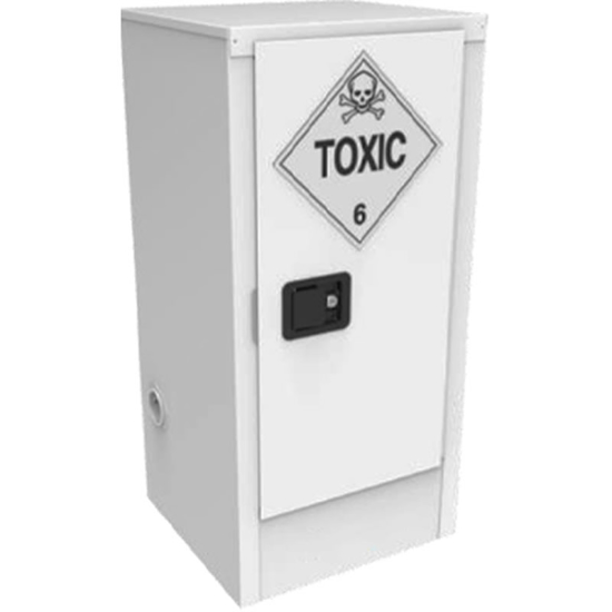Picture of 60Ltr Toxic Substance Storage Cabinet Class 6.1