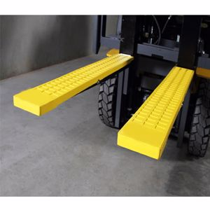 Picture of Rubber Forklift Tyne Grip Covers 150 x 1070mm
