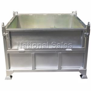 Picture of Heavy Duty Waste Storage Bin 158 Litre Capacity