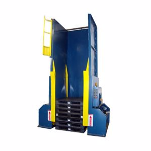 Picture of Pallet Dispenser for 45 Pallets Capacity