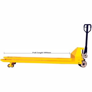 Picture of Long Pallet Jack 2000Kg 1800 x 685